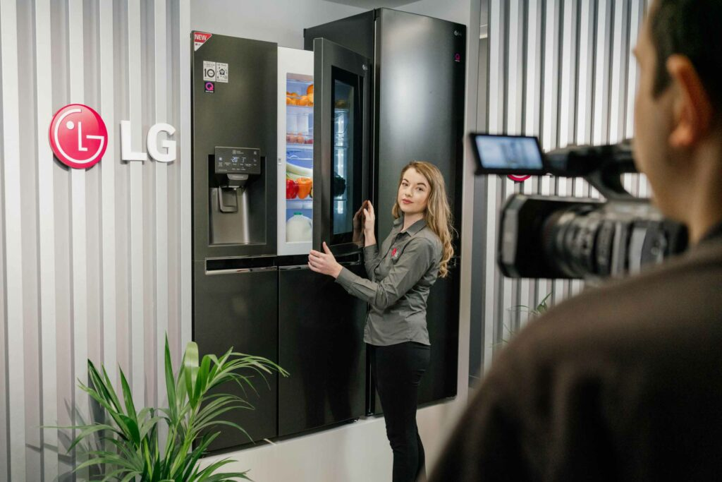 LG Consumer Electronics Case Study
