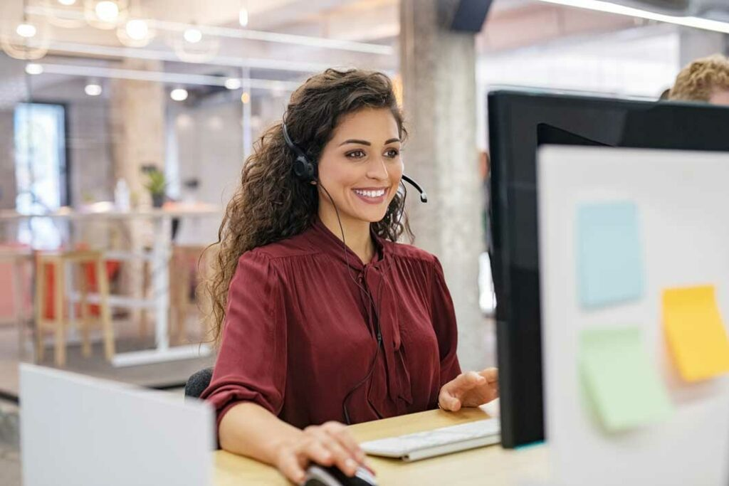 virtual retail support